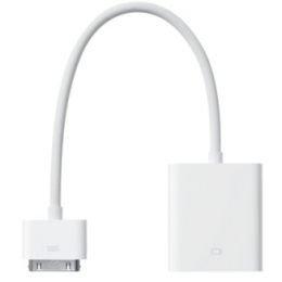iPad Dock Connector (Адаптер)